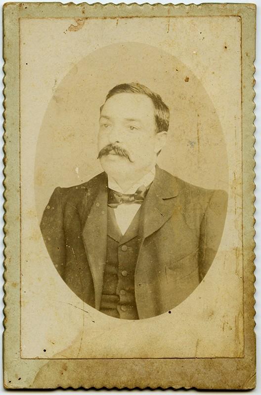 Retrato de Domingo Martín Betancort