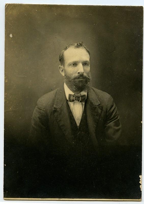 Retrato de Benjamín Martín Betancort II