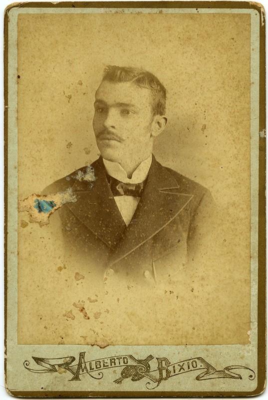 Retrato de Zoilo Martín Betancort