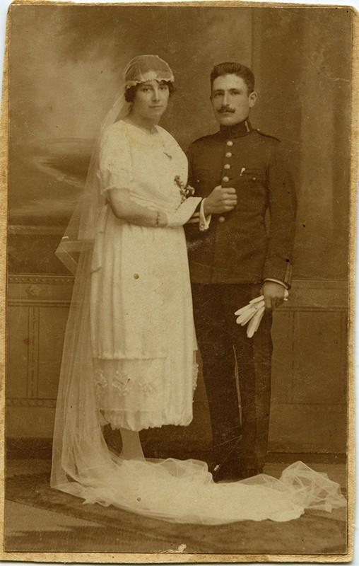 Retrato de boda