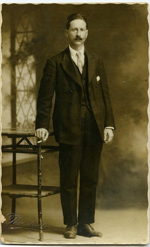Retrato de Félix Padilla