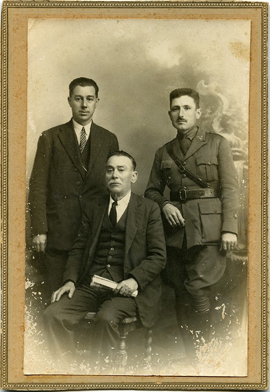 Retrato de la familia Pallarés