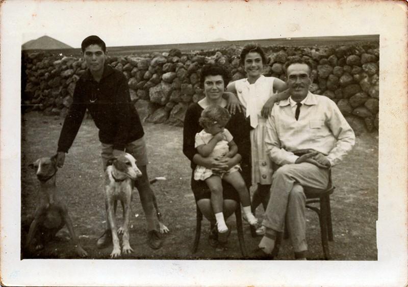 Familia Díaz Aparicio