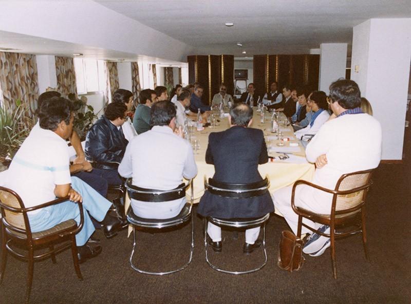 Gestación de agrupaciones y partidos insulares XIII