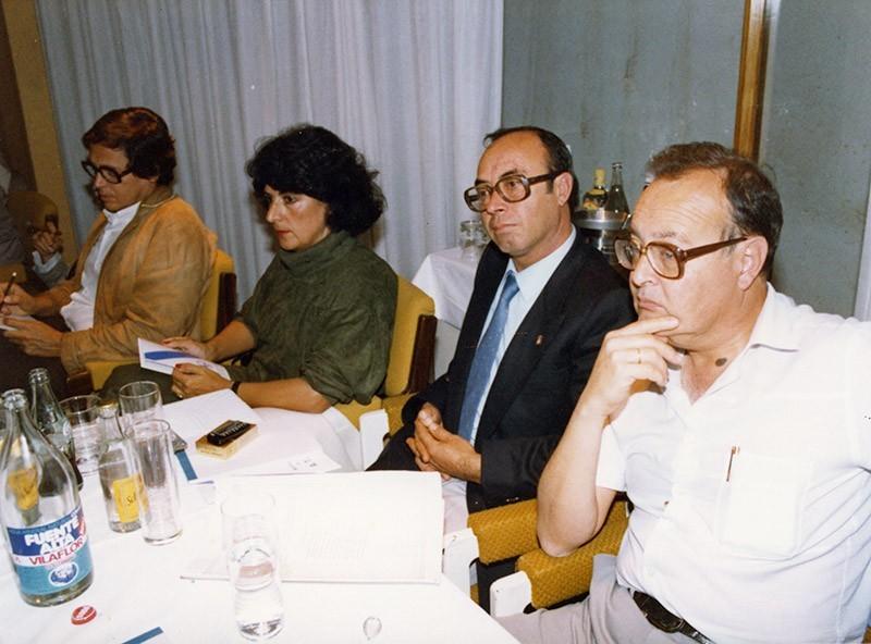 Gestación de agrupaciones y partidos insulares XV