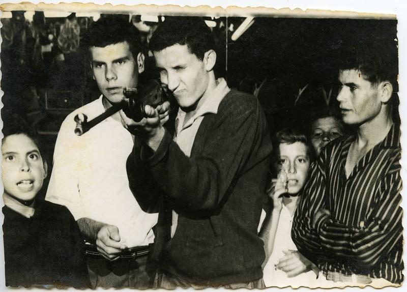 Fiestas de San Ginés 1963