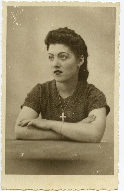 Retrato de Nieves González Díaz I