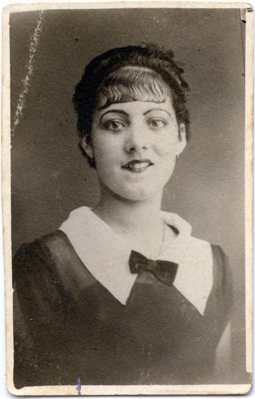 Retrato de Nieves González Díaz