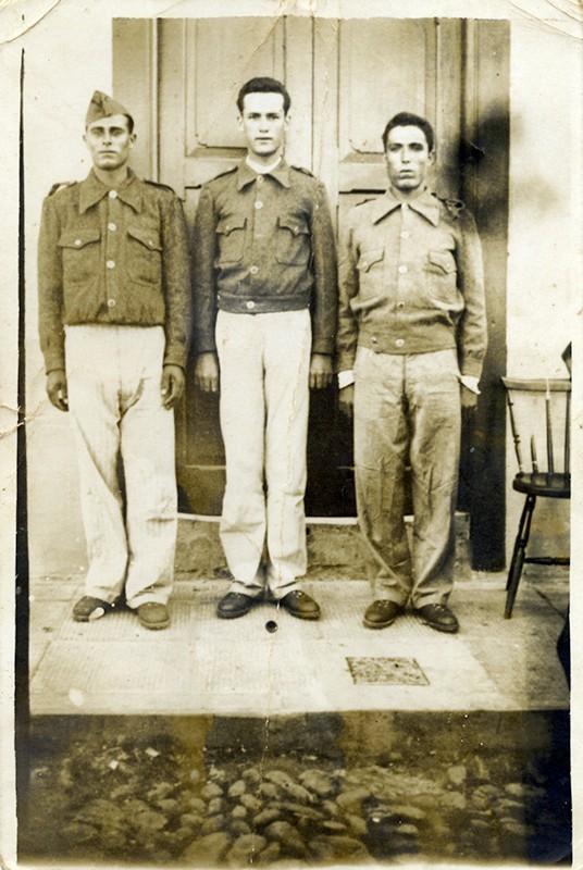 Militares en la Guerra Civil