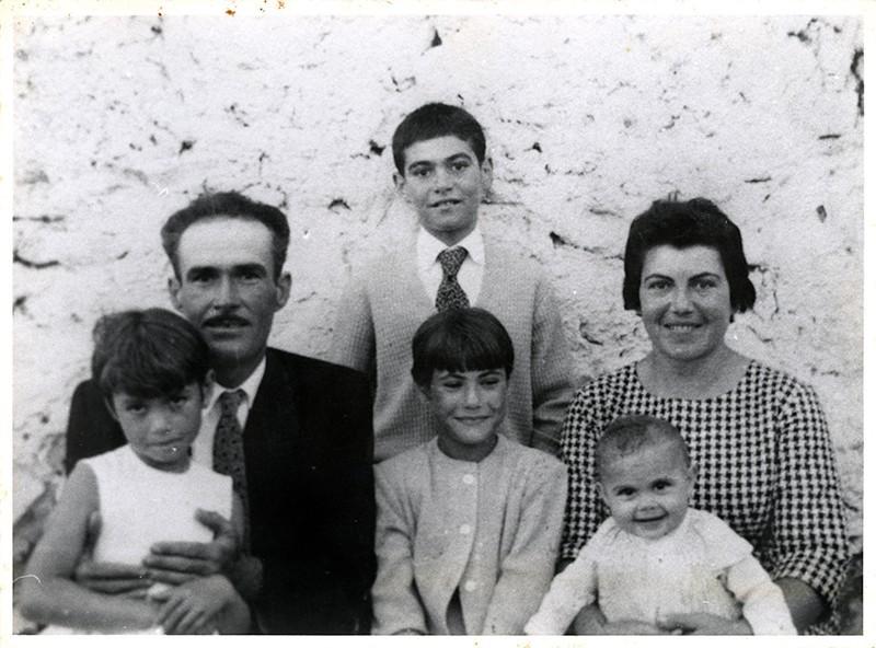 Familia Díaz Aparicio II