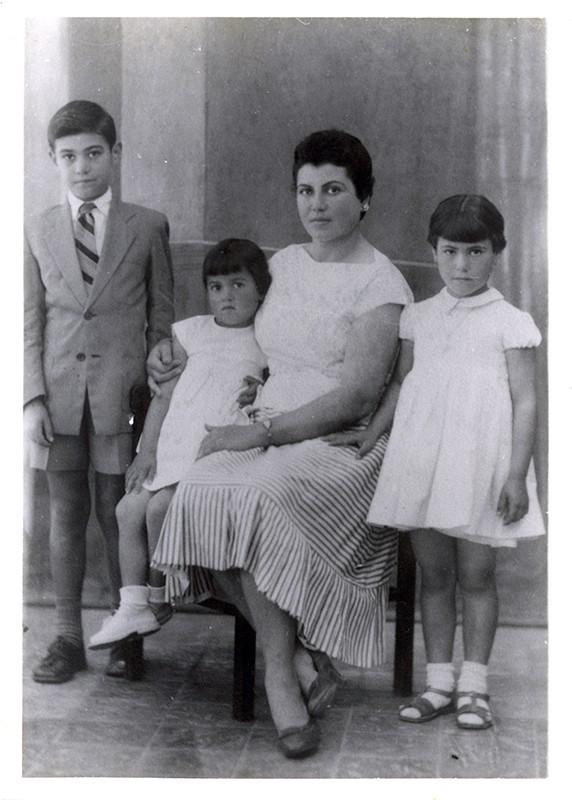 Familia Díaz Aparicio III