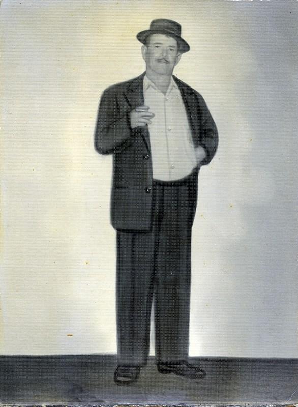 Retrato de Manuel Aparicio Bonilla