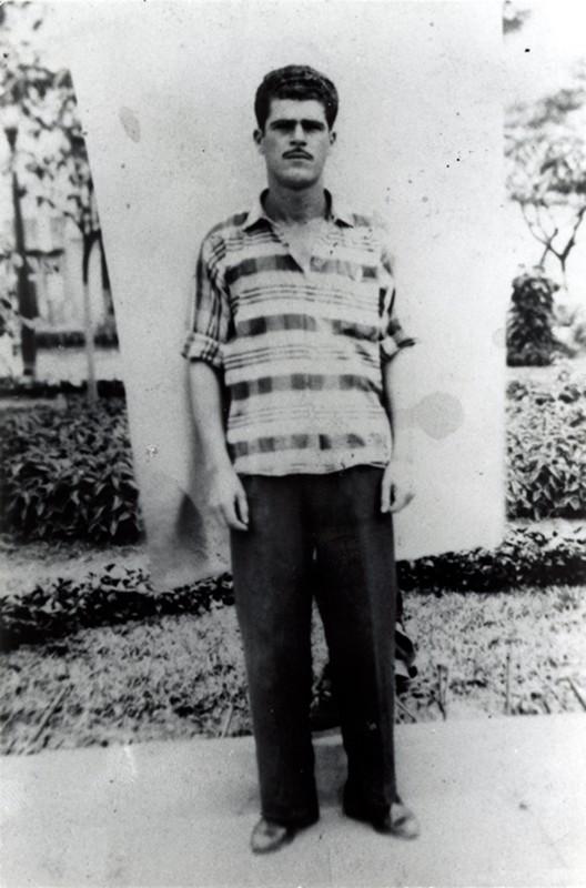 Retrato de Pedro Morales Morales