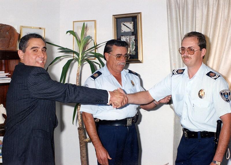 Acto institucional de la Policía Local de Teguise III