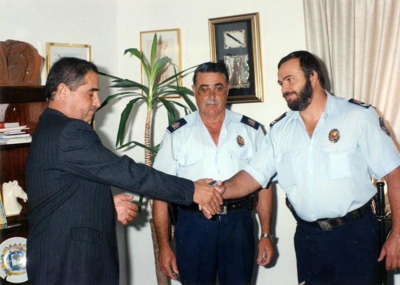 Acto institucional de la Policía Local de Teguise IV