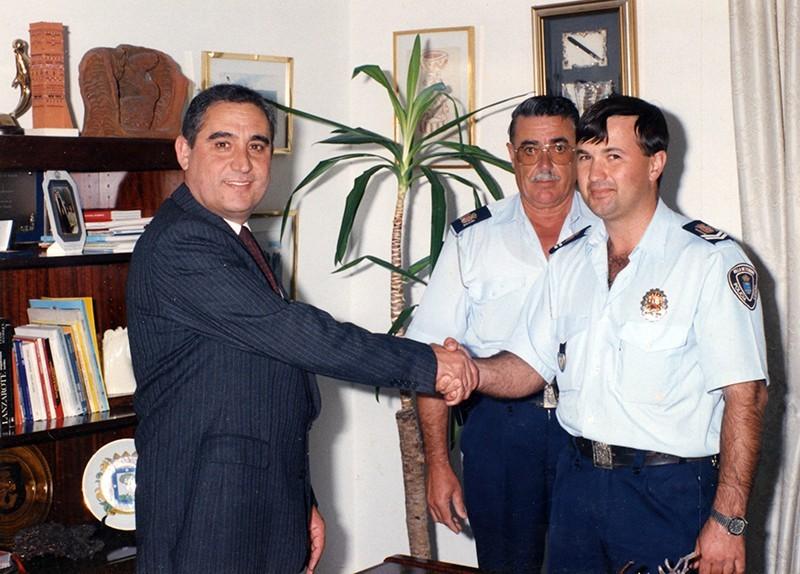 Acto institucional de la Policía Local de Teguise VI