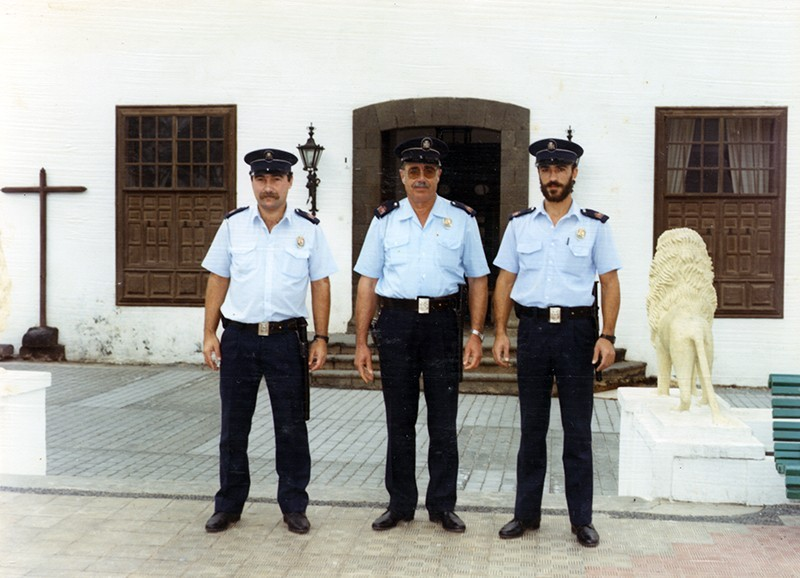 Policía Local de Teguise I
