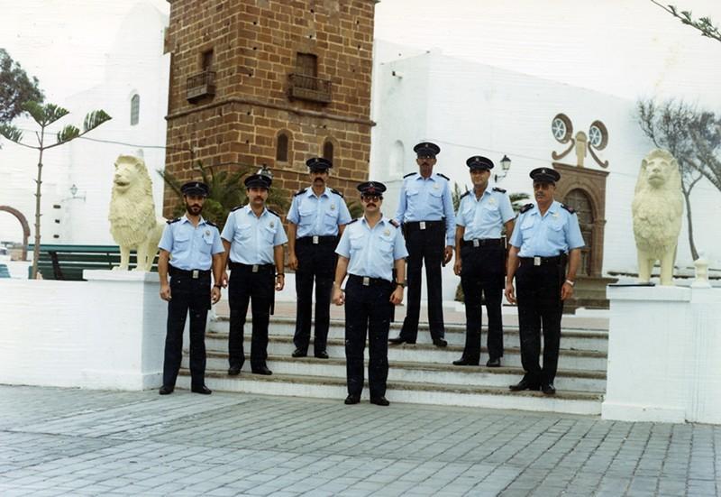 Policía Local de Teguise II