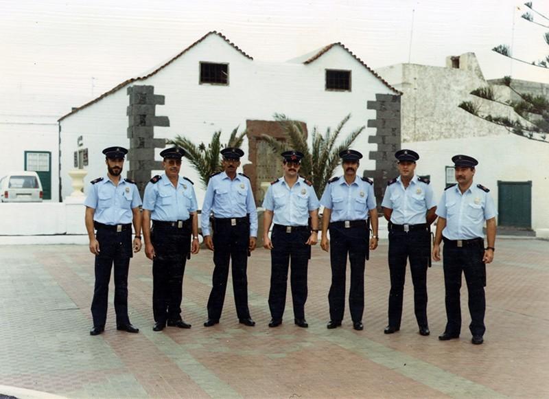 Policía Local de Teguise III