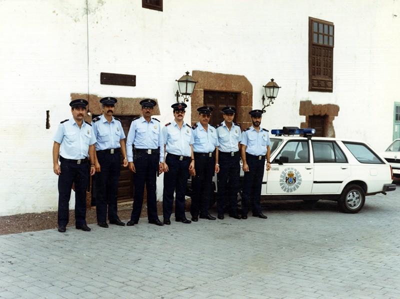 Policía Local de Teguise IV