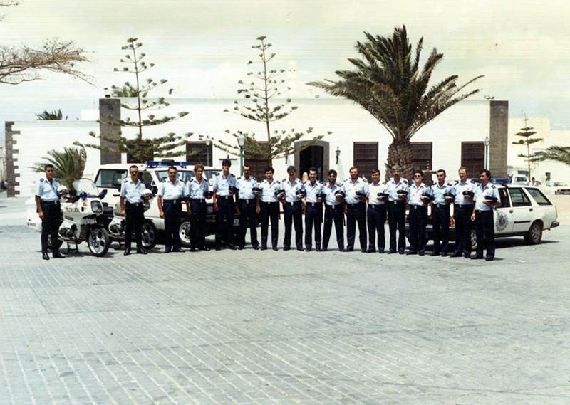 Policía Local de Teguise V