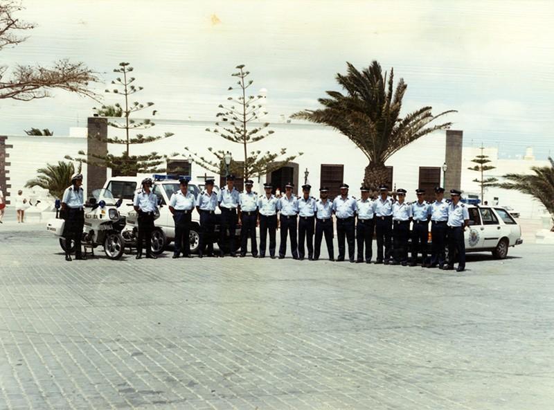Policía Local de Teguise VII
