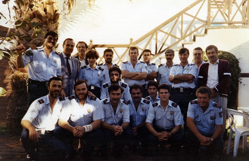 Curso de la policía II