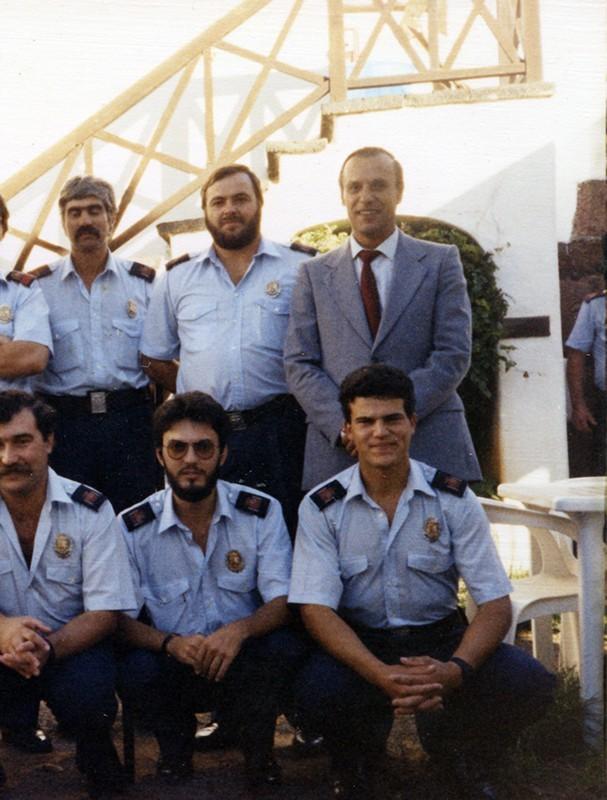 Curso de la policía IV
