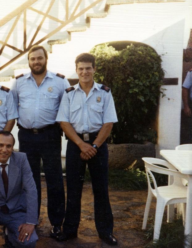 Curso de la policía VI