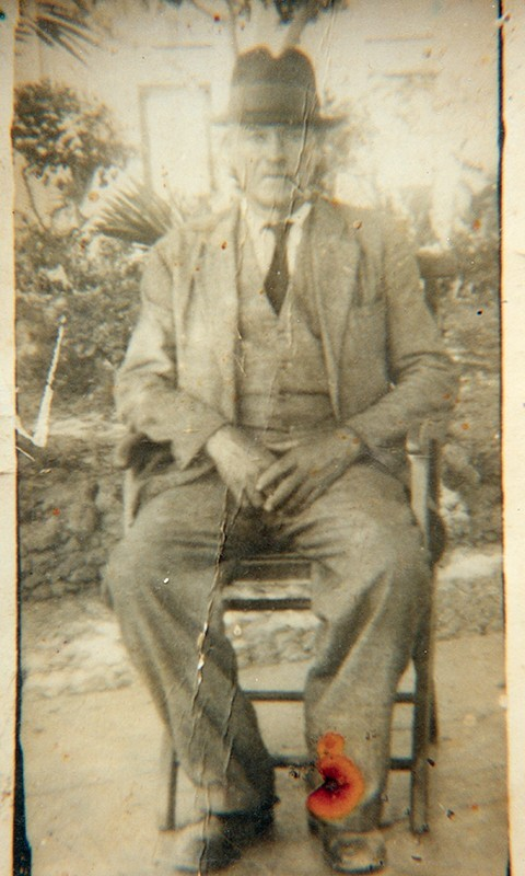 Alcalde Pedáneo de Teseguite