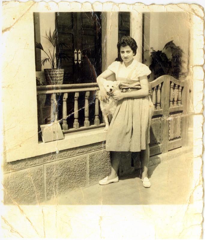 Juana Cabrera Valenciano
