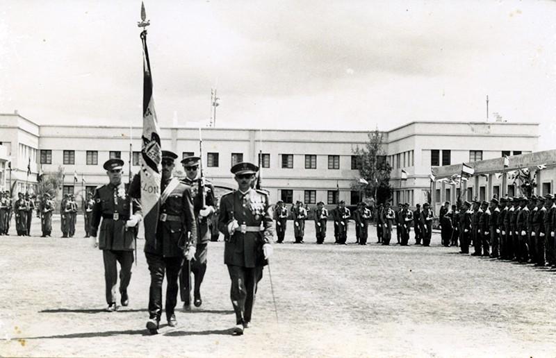Servicio militar en Lanzarote VI