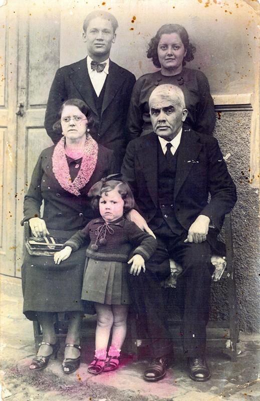 Familia Cabrera Valenciano