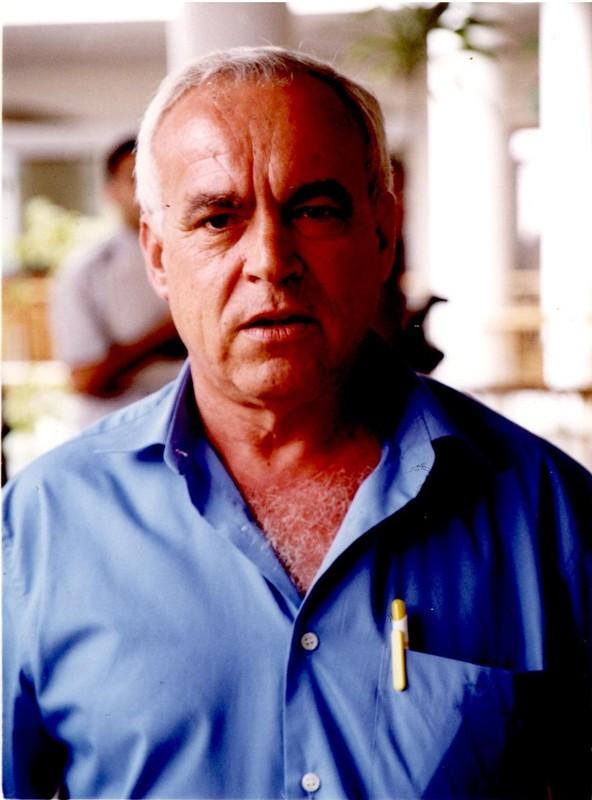 Ángel Pablo Gil Tejera I