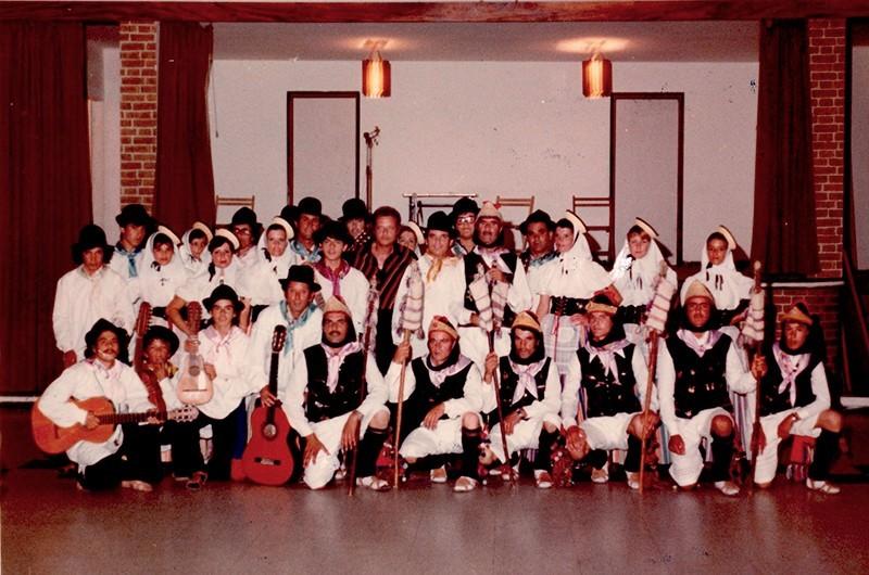 Agrupación Folclórica Ajey II