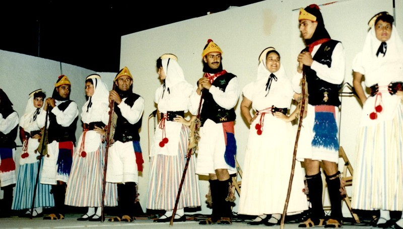 Agrupación Folclórica Arrecife II