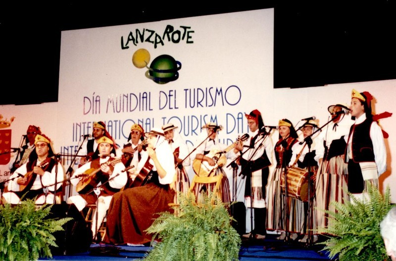 Agrupación Folclórica Arrecife III