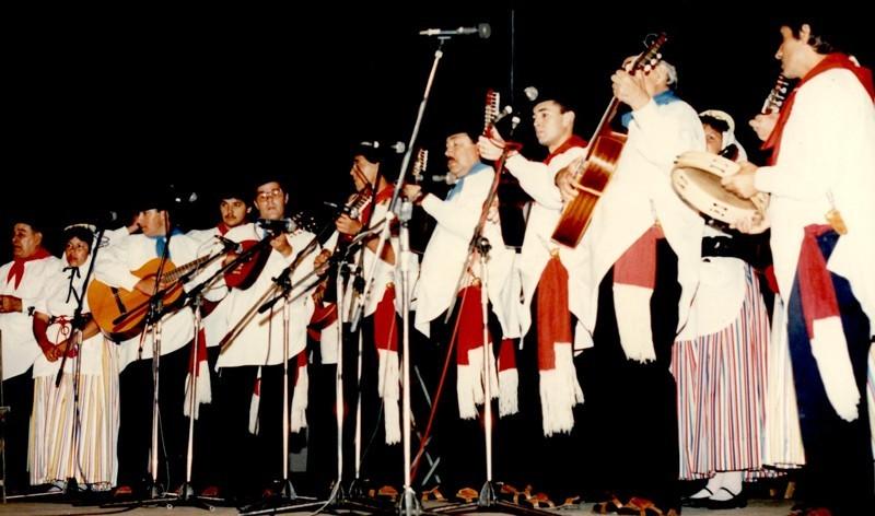 Agrupación Folclórica Arrecife IV