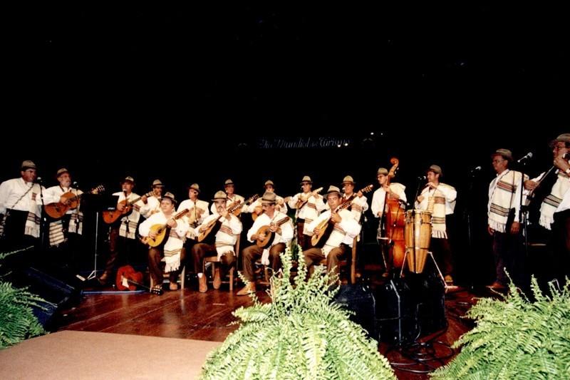 Agrupación Folclórica Beñesmén I