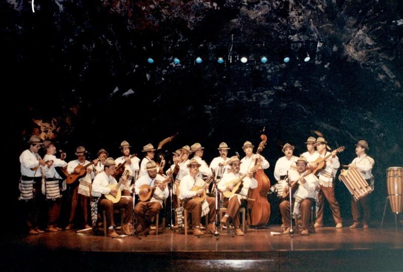 Agrupación Folclórica Beñesmén II