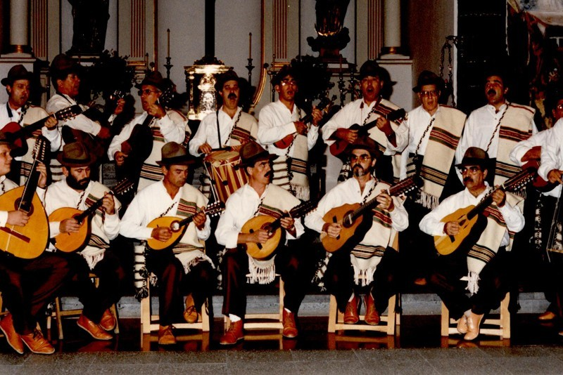 Agrupación Folclórica Beñesmén III