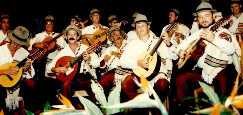 Agrupación Folclórica Beñesmén V