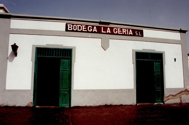 Bodegas La Geria V