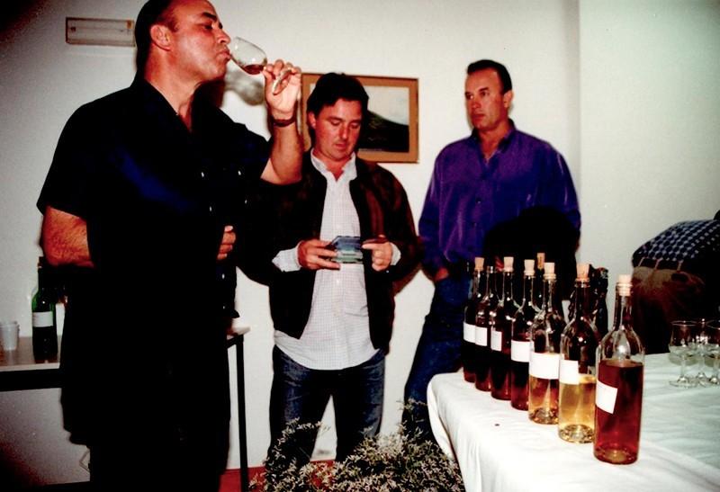 Cata de vinos XI