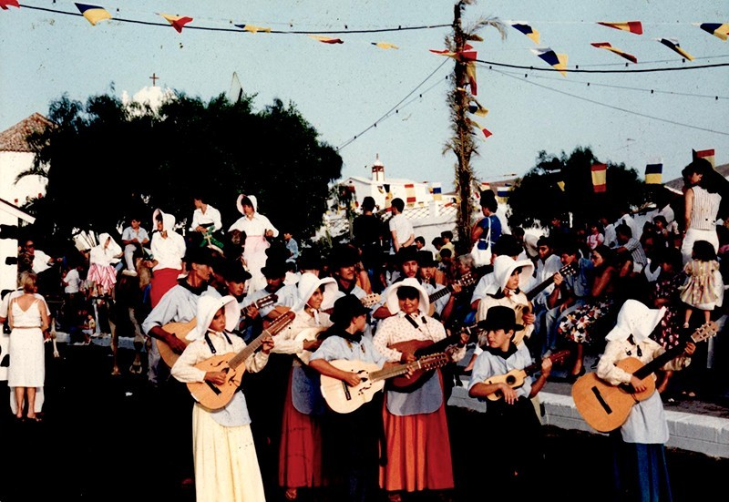 Agrupación Folclórica Chimisay I