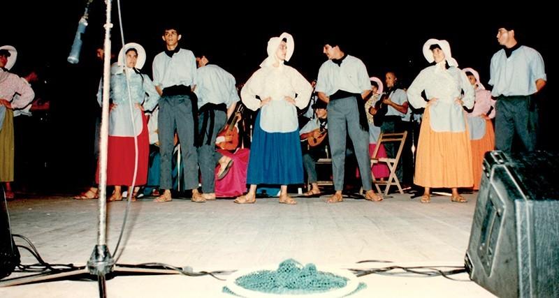 Agrupación Folclórica Chimisay II