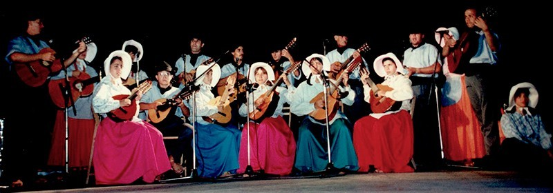 Agrupación Folclórica Chimisay III