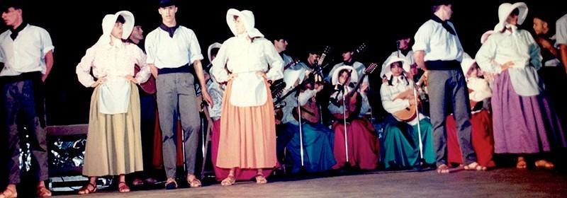 Agrupación Folclórica Chimisay IV