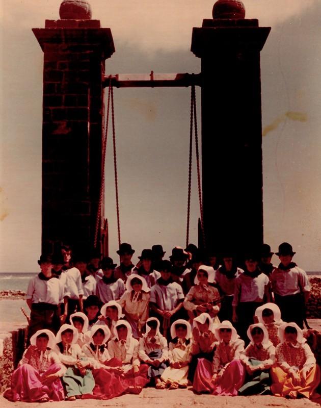 Agrupación Folclórica Chimisay VII