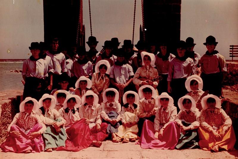 Agrupación Folclórica Chimisay VIII